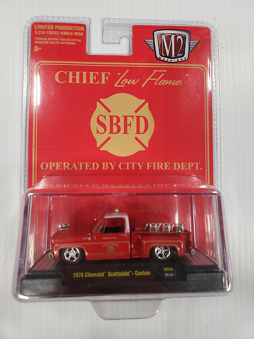 1976 Chevy Scottsdale Fire Truck
