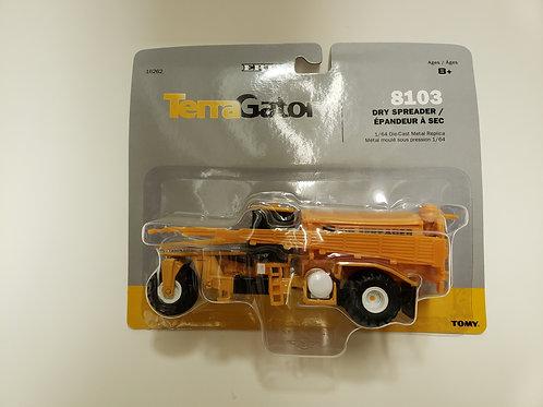 1/64 TerraGator 8103 dry spreader