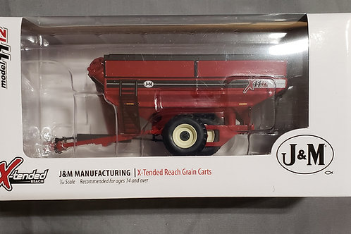 1/64 J & M Auger Wagon with duals