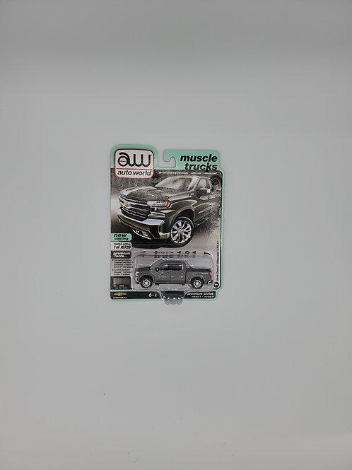 2019 Chevy Silverado LTZ Z71
