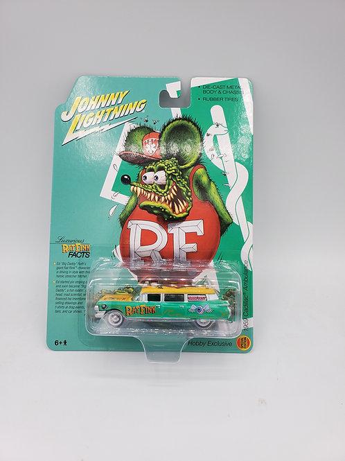 1959 Cadillac Ambulance Rat Fink