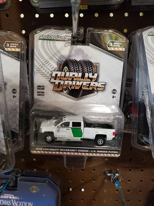 2018 Chevy 3500HD U.S. Border Patrol