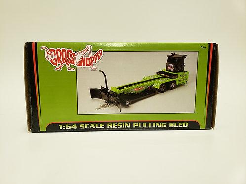 1/64 GrassHopper Pulling sled