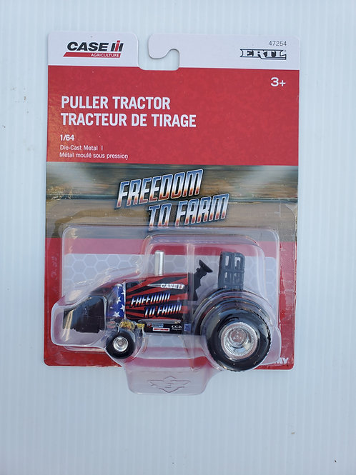Freedom to Farm Puller