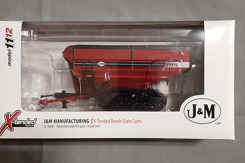 J & M Auger Wagon with tracks