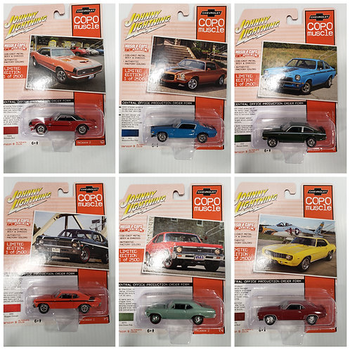 Muscle Car USA release 2 ver. B