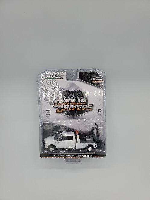 2018 Ram 3500 Wrecker