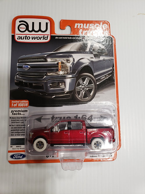 2019 Ford F-150 (Chase)