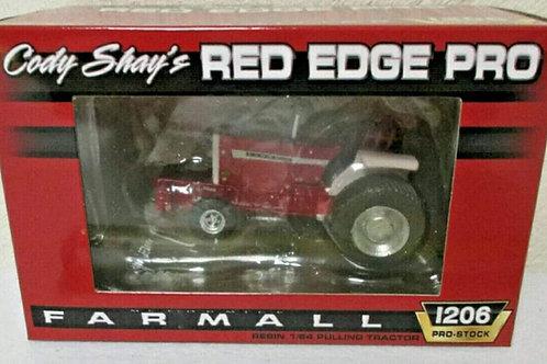 1/64 Cody Shay's Red Edge Pro 1206