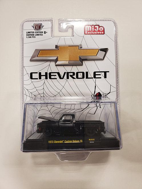 """1973 Chevy Custom Deluxe """"Black Widow"""""""
