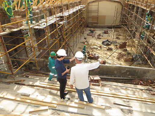 Организация бухучета в строительной сфере