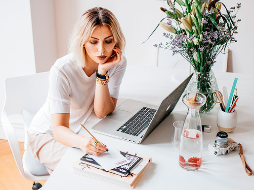 Бухгалтерия для блоггера