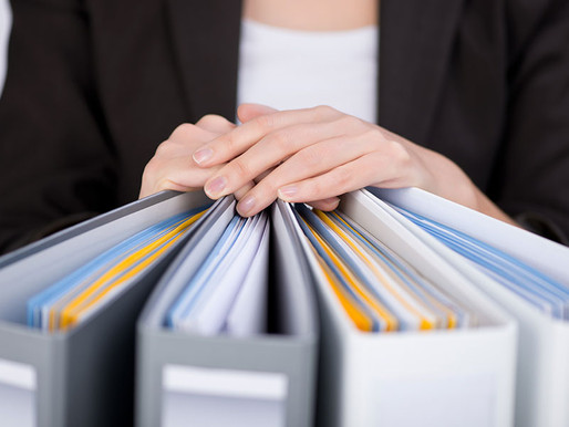 Акт выполненных работ по договору на бухгалтерское обслуживание