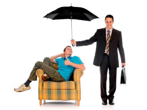 Бухгалтерия для страховых агентов