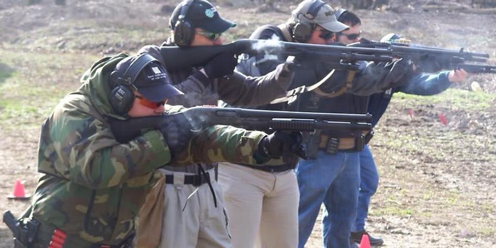Rob Haught - 2 Day Tactical Shotgun Skills
