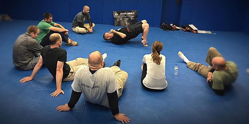 Immediate Action Jiu- Jitsu & Pugilism