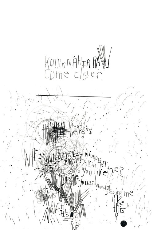 KOMM NÄHER RAN (Plakat)