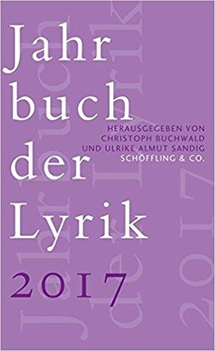 Jahrbuch der Lyrik
