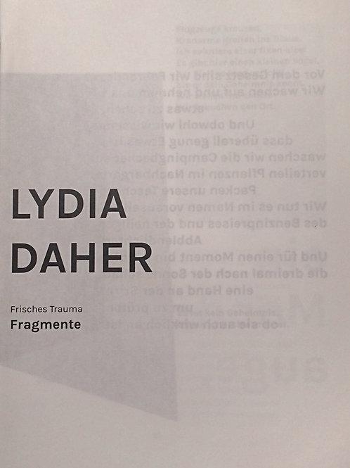 Frisches Trauma I Fragmente (Textheft)