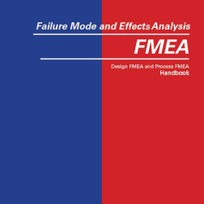 What change in FMEA VDA-AIAG 1st Edition
