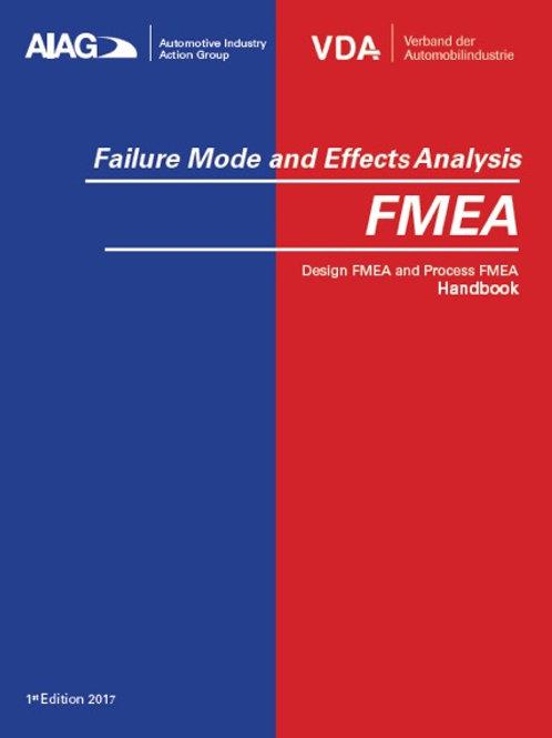 New FMEA (AIAG-VDA 1st Edition)