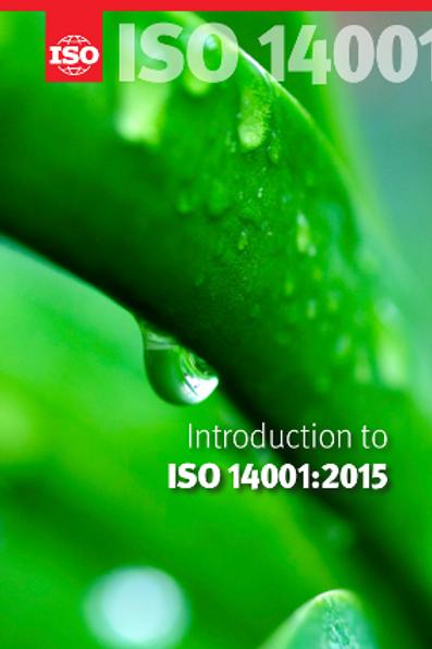 ISO14001:2015 การตีความข้อกำหนดและการประยุกต์ใช้