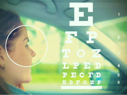 Your Vision And Road Safety