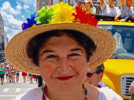 Michela Griffo: A Pioneer in Women's and LGBTQ Rights Movement, Pt. 1