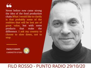 Paolo Carati #FiloRossoBologna