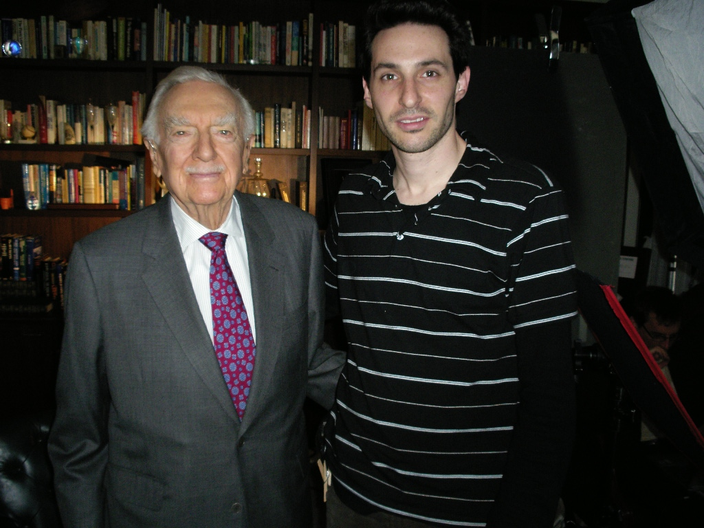 Walter Cronkite and Me
