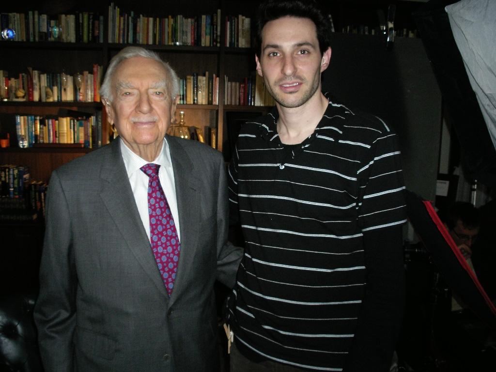 Walter Cronkite and Me