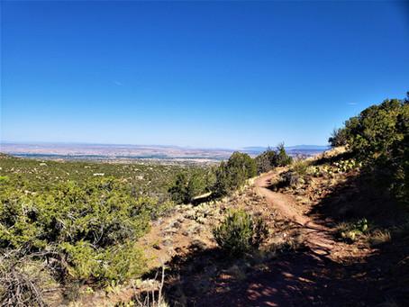 Hiking & Mountain Biking - Great Trails in Placitas