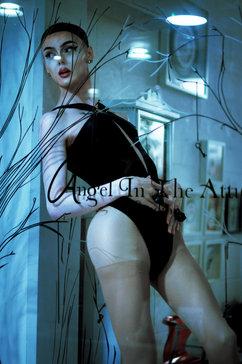 Photo, edit: Lillian Liu Styling, direction: Quarrydoll MUA: myself