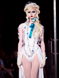 London Fashion Week SS18 for Michaela Frankova