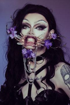 Photo: ClickClickBang Photography http://www.clickclickbang.co.uk/ Mouthpiece: Bonnie Bakeneko Outfit: Insatiable Lust