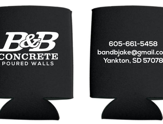 B&B CONSTRUCTION koozies.jpg