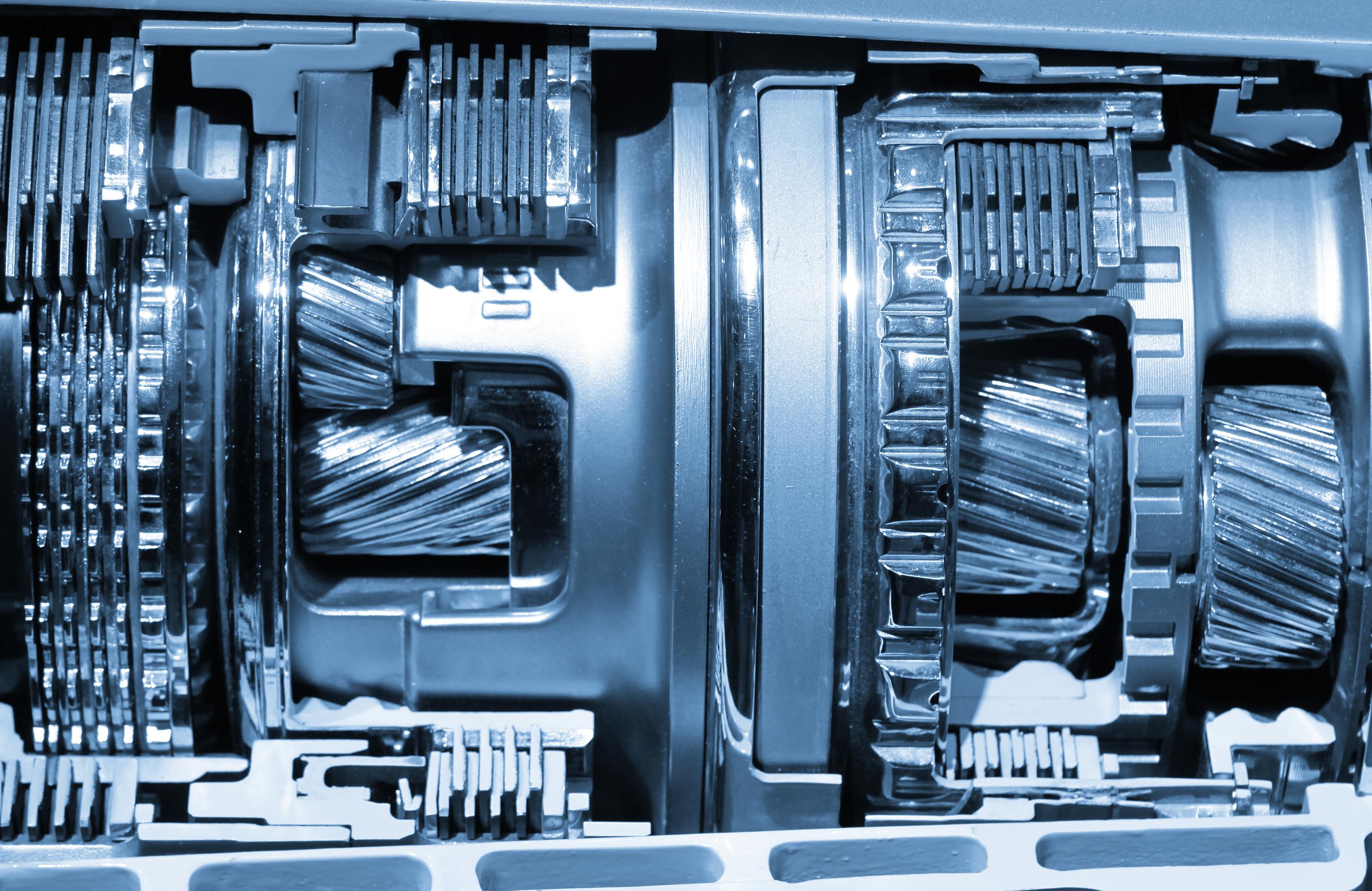Transmission & Differential Rebuilds