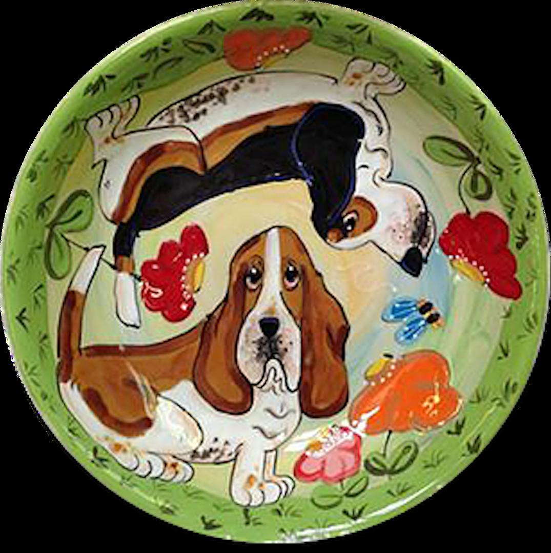 Bassett Hound Trophy Plate.png