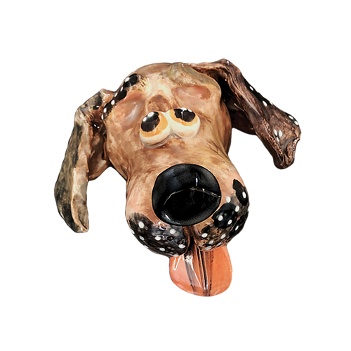 Dachsund Face Leash Holder.png