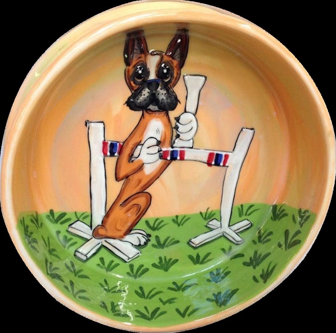 Boxer Trophy Bowl Orange.png