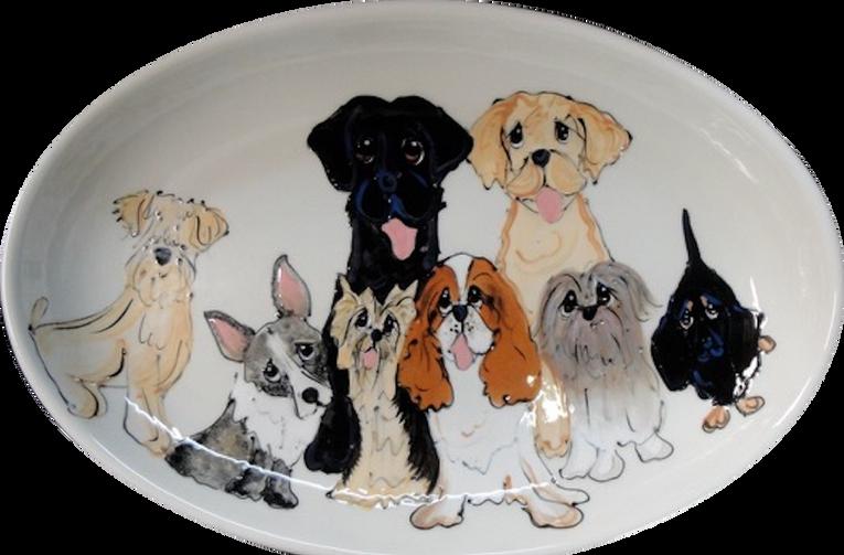 Dog Show Trophy Oval Platter.png