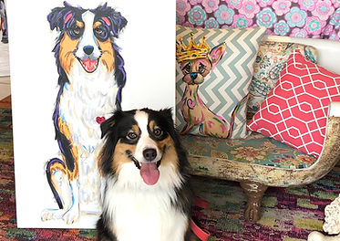 Gallery of Pet Portraits by Debby Carman