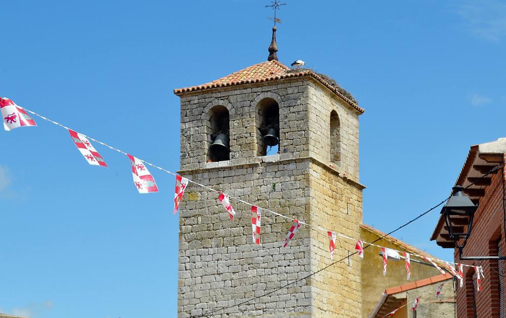 Iglesia de Santa María de Villalar de los Comuneros