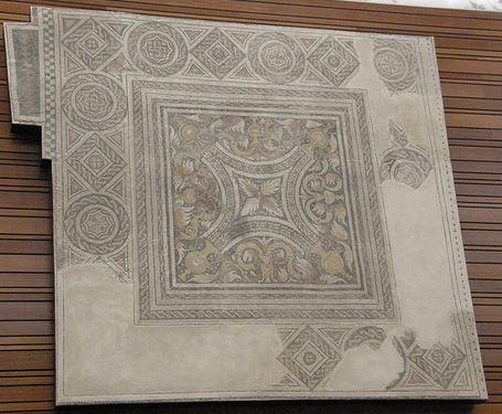 Mosaico Cortes de Castilla y León