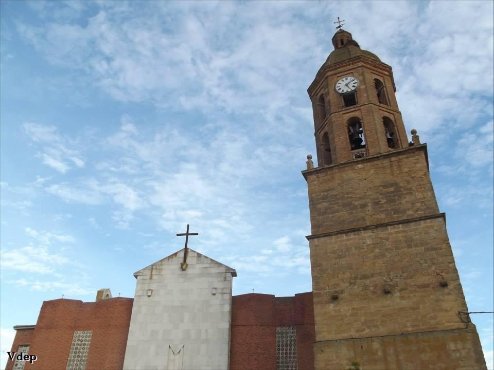 Iglesia en Mayorga