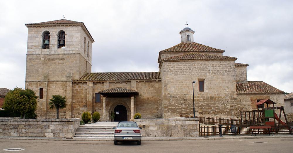 Iglesia de la Asunción de Nuestra Señora en Cubillas de Santa Marta
