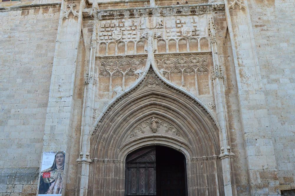 Iglesia de Santa María de Mediavilla de Medina de Rioseco