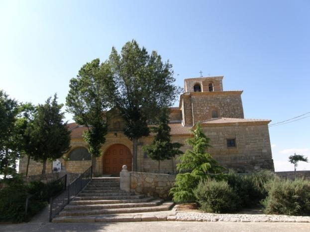 Iglesia de Villerías