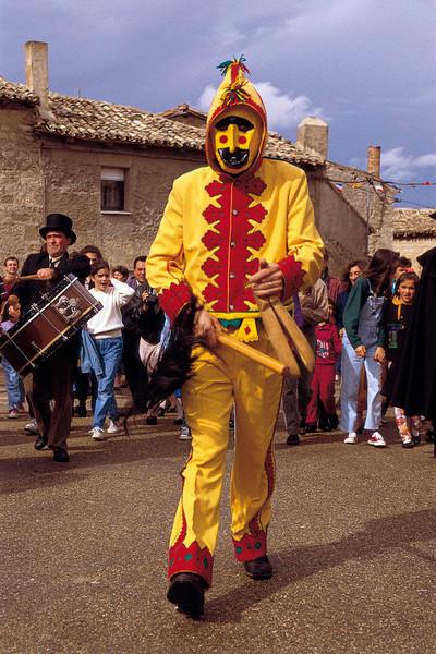 El Colacho de Castrillo de Murcia