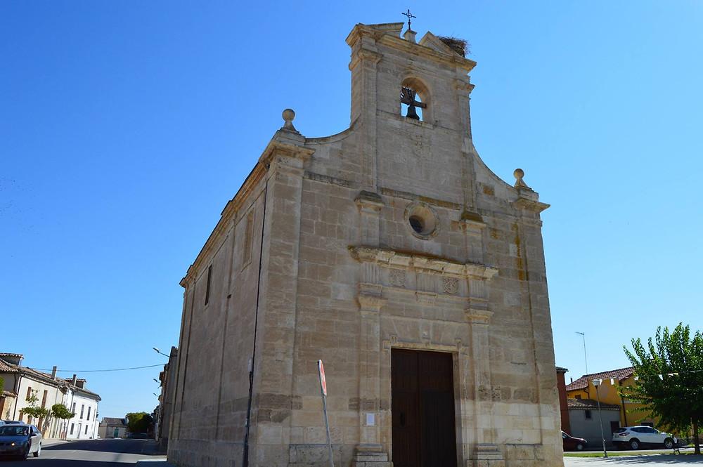 Ermita del Santo Cristo de la Esperanza de Valoria la Buena